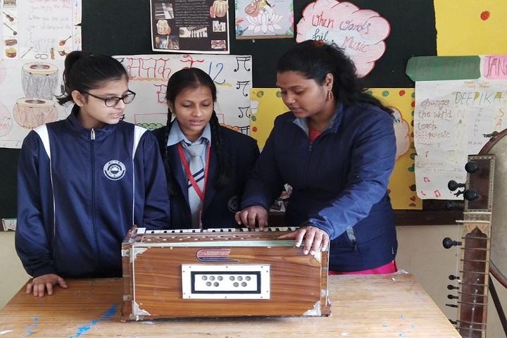 Ascent Public School-Music room