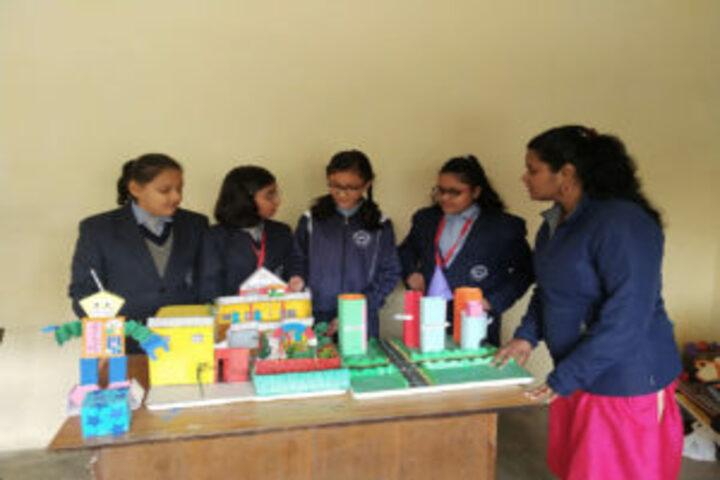 Ascent Public School-Exhibition