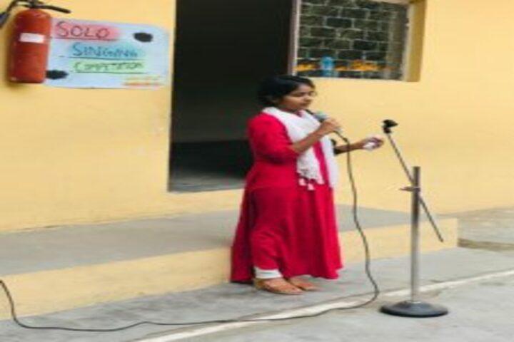 Ascent Public School-Singing