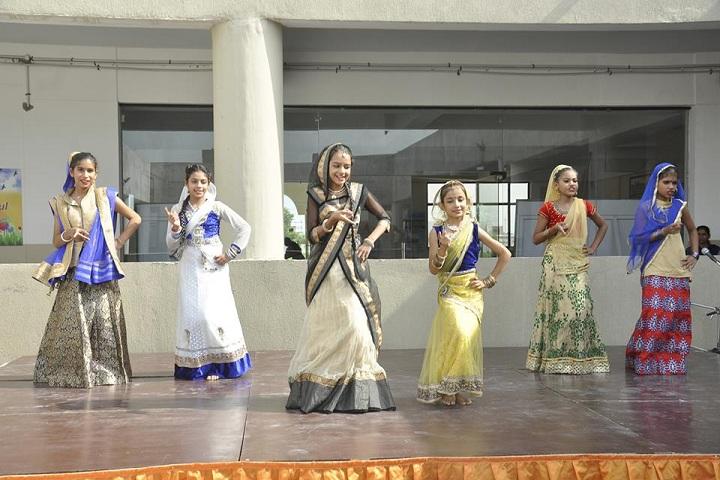 Asha Jyoti Vidyapeeth-Dance