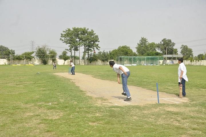 Asha Jyoti Vidyapeeth-Sports