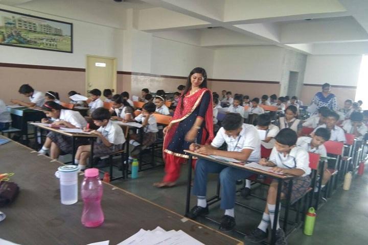 Asha Jyoti Vidyapeeth-Classroom