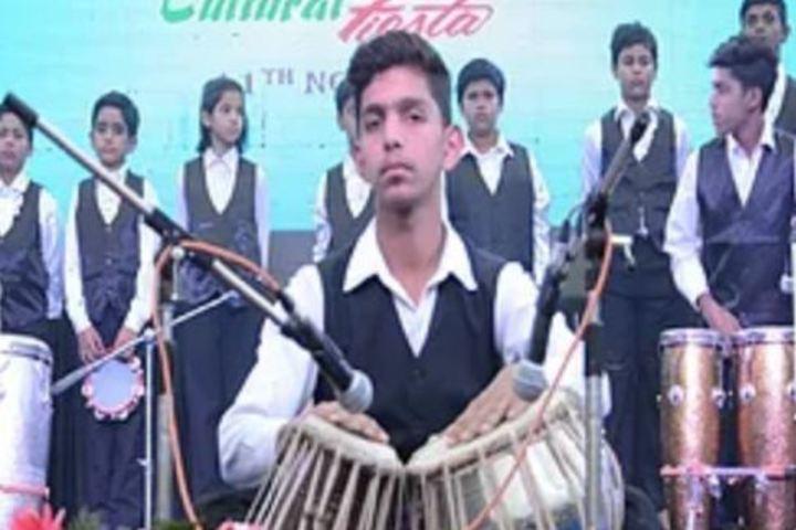 Ashok Memorial Public School-Cultural Festia