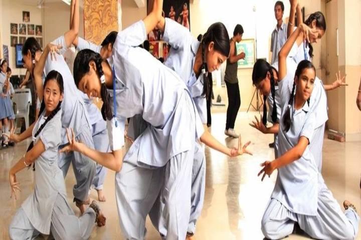 Ashok Memorial Public School-Dance Room