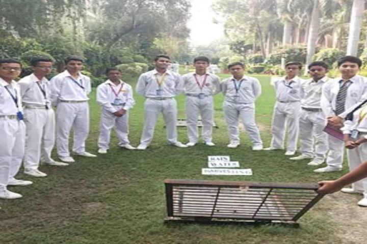 Ashok Memorial Public School-Green School Award