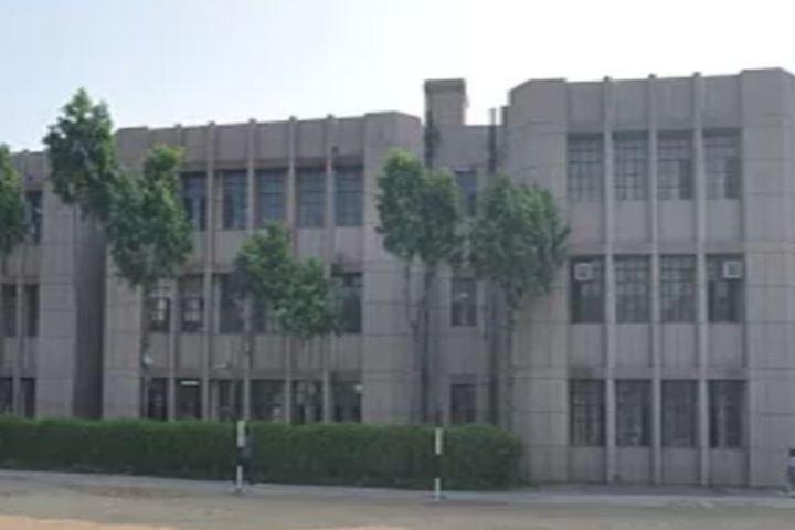 Ashok Memorial Public School-School Building