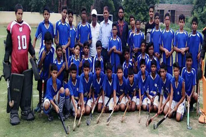 Ashok Memorial Public School-Sports
