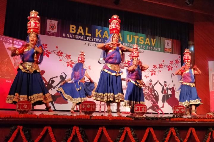 Ashok Memorial Public School-Event