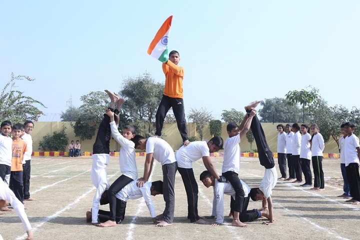 Ashoka International School-Act Performance