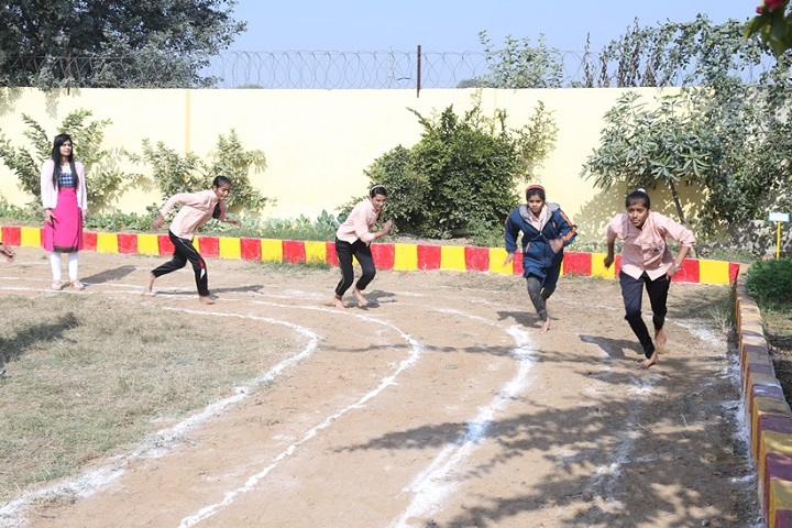 Ashoka International School-Running Competition