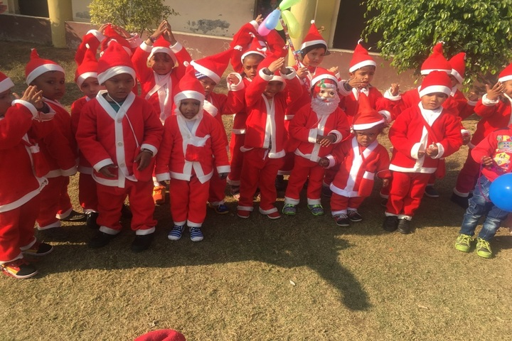 Ashtvinayak Public School-Christmas Celebration