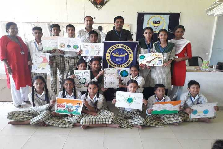 Ashtvinayak Public School-Drawing