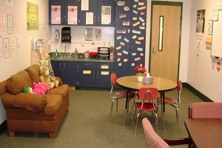 Asian Public School-Counseling Area