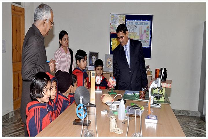Aviraj World School-Activities