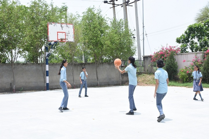 Aviraj World School-Games