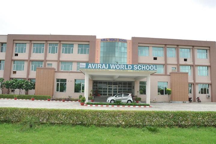 Aviraj World School-Campus