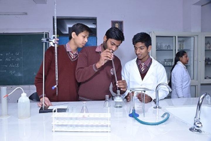 Avr Public School-experiment