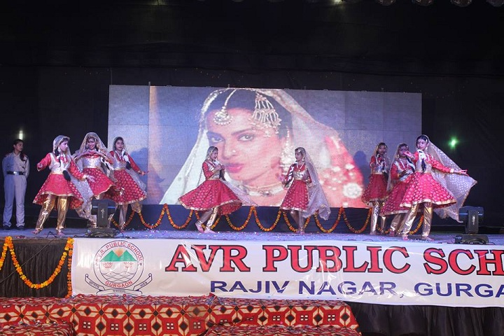 Avr Public School-Dance