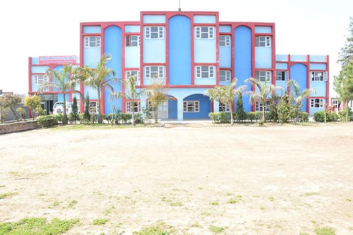 B D Memorial High School-Campus