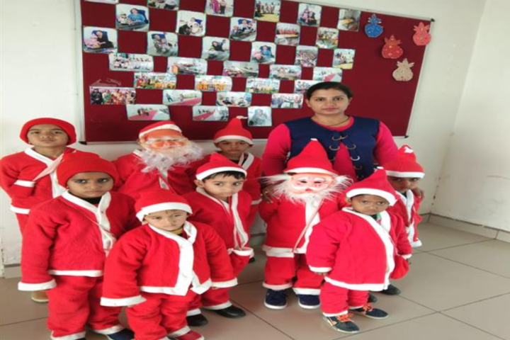 BPR Public School-Christmas Celebrations
