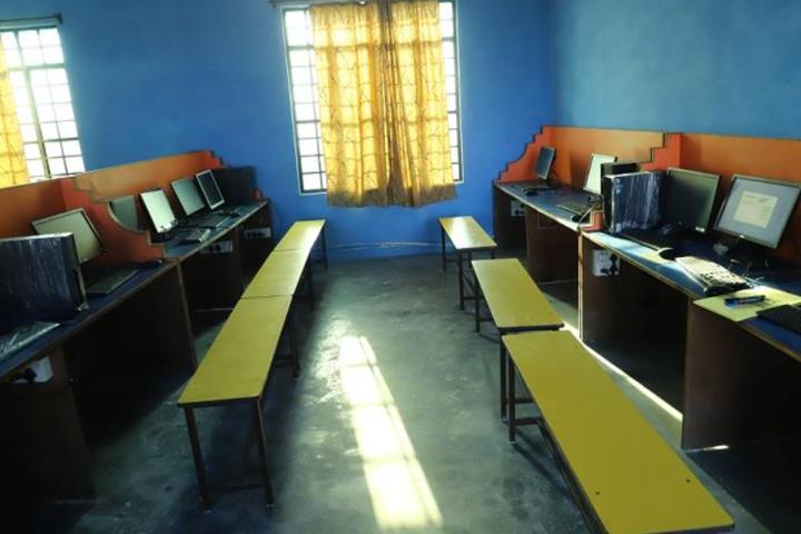 BPR Public School-Computer Lab