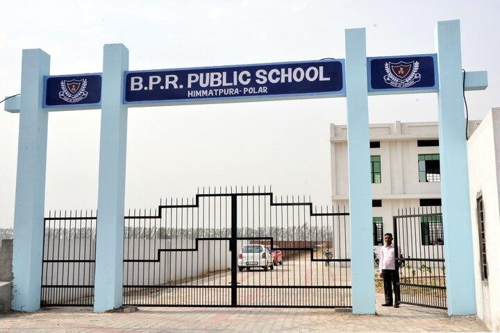 BPR Public School-Entrance