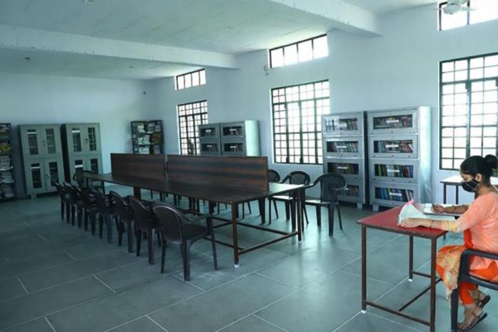 BPR Public School-Library