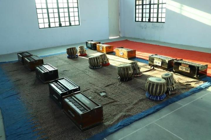 BPR Public School-Music room