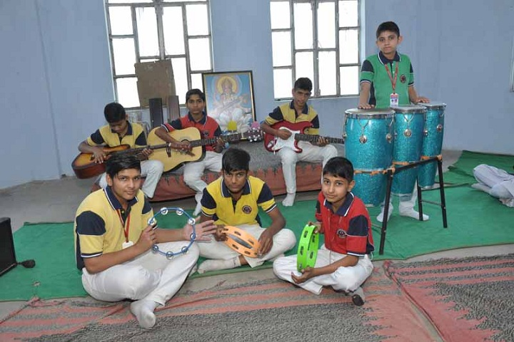 B P School-Music