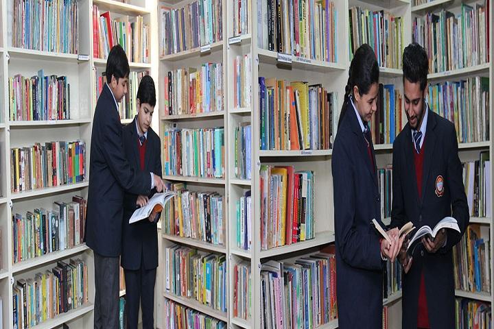 B R C M Public School-Library