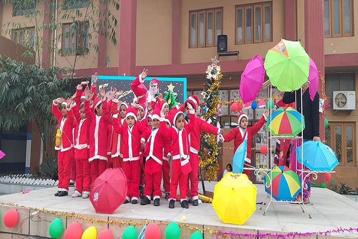 B S M High School-Christamas Celebration