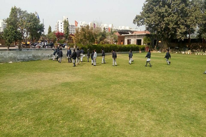 B S M High School-Ground