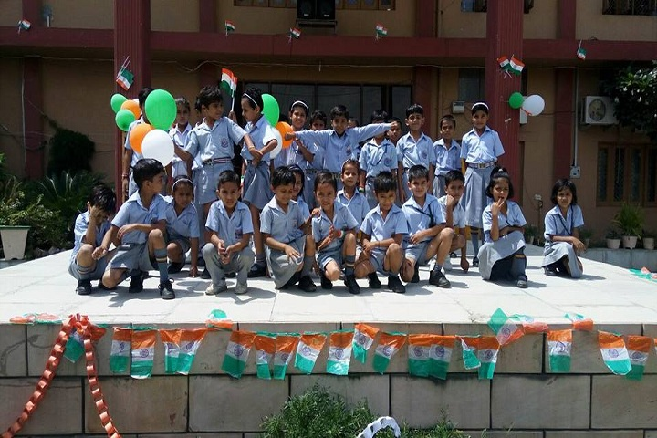 B S M High School-Independence Day Celebrations