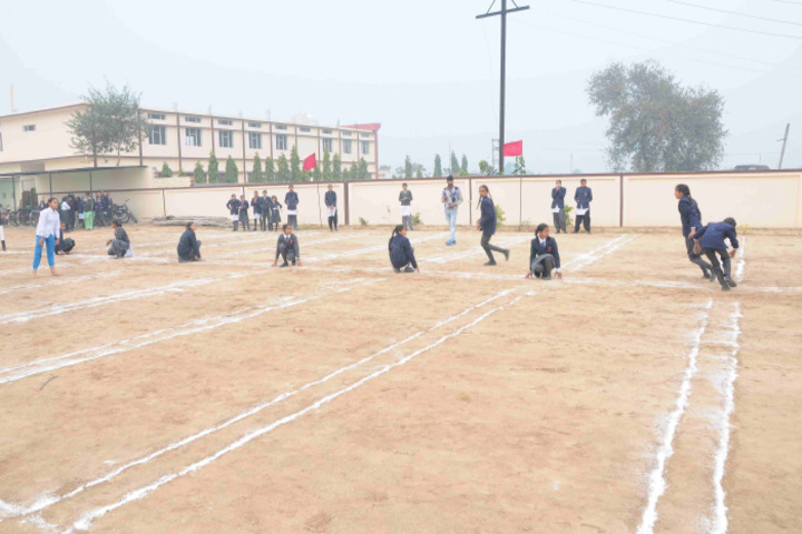 B D Memorial Convent School-Play Ground