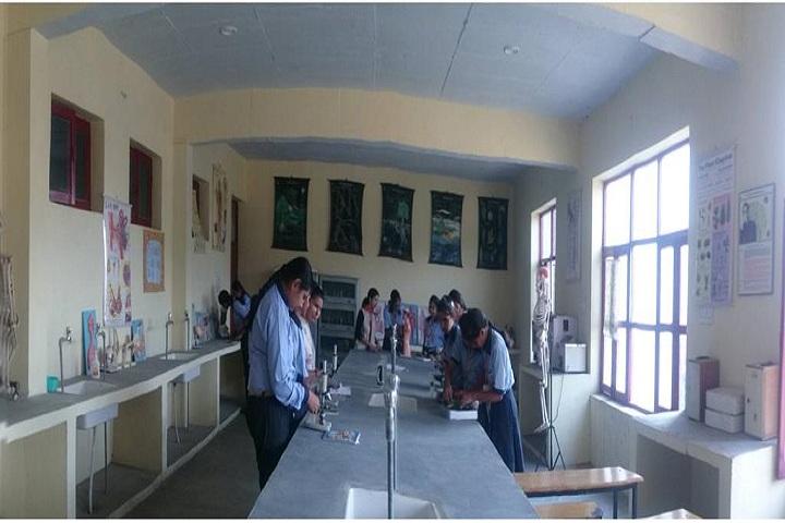 BKN Public School-Physics lab