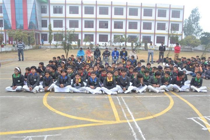 BKN Public School-Sports Meet