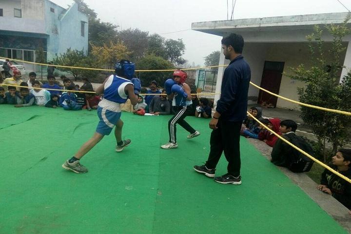 BKN Public School- Boxing Competition