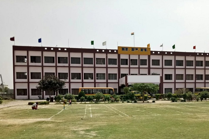 BPR Public School-Campus