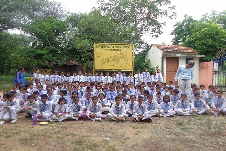 B R Adarsh Senior Secondary School-Educational tour