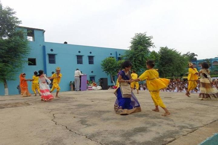 B R Adarsh Senior Secondary School- Festival Celebrations