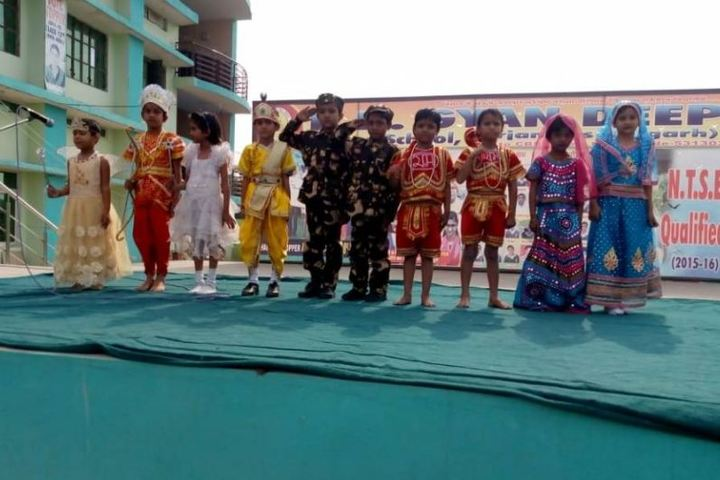 B R Gyan Deep Senior Secondary School-Fancy Dress