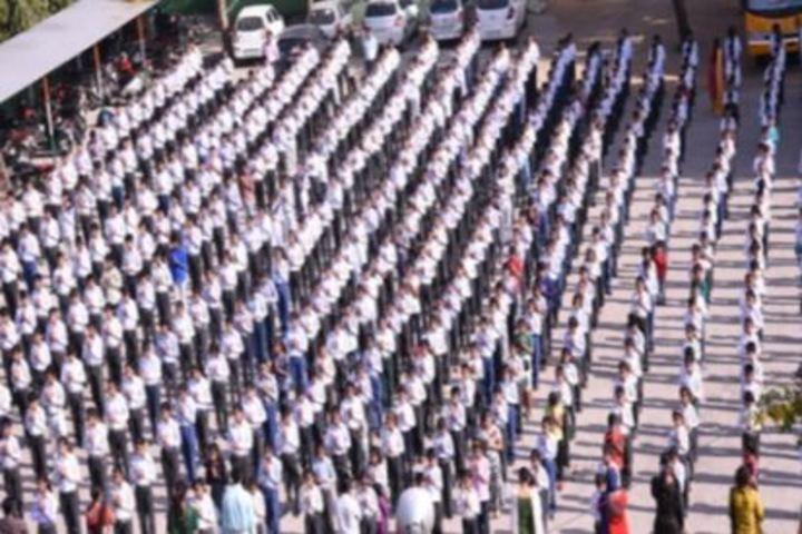 B R Gyan Deep Senior Secondary School-Prayer