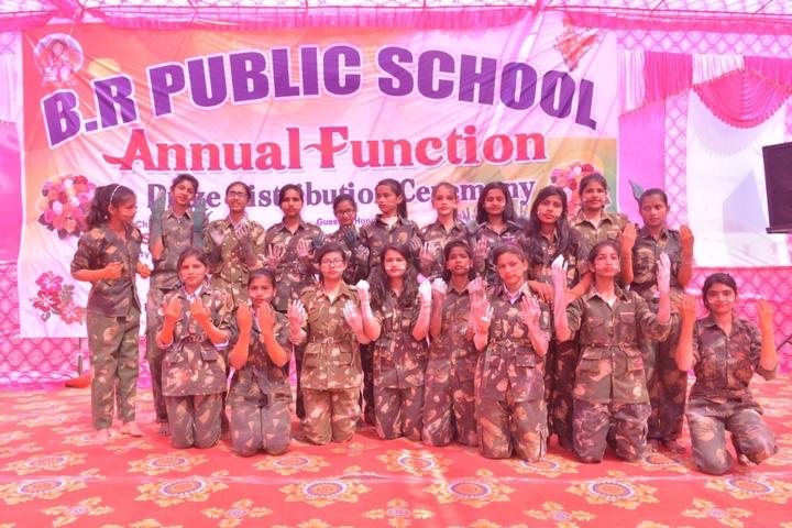 B R Public School-Annual Function