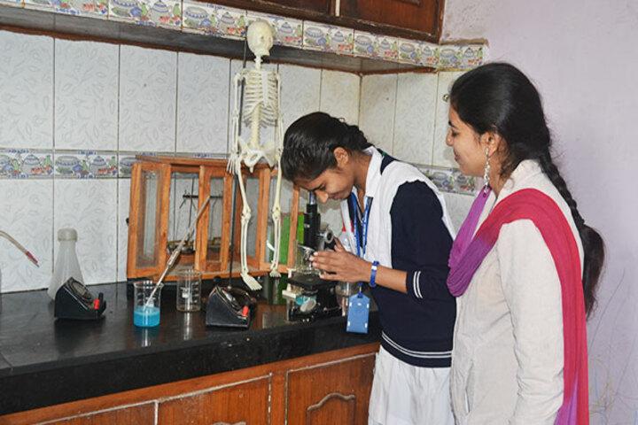 B R Public School-Biology Lab