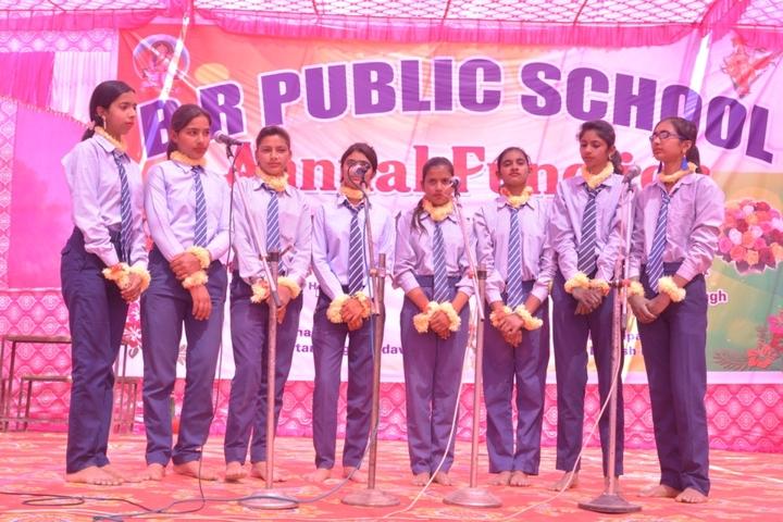 B R Public School-Group Singing
