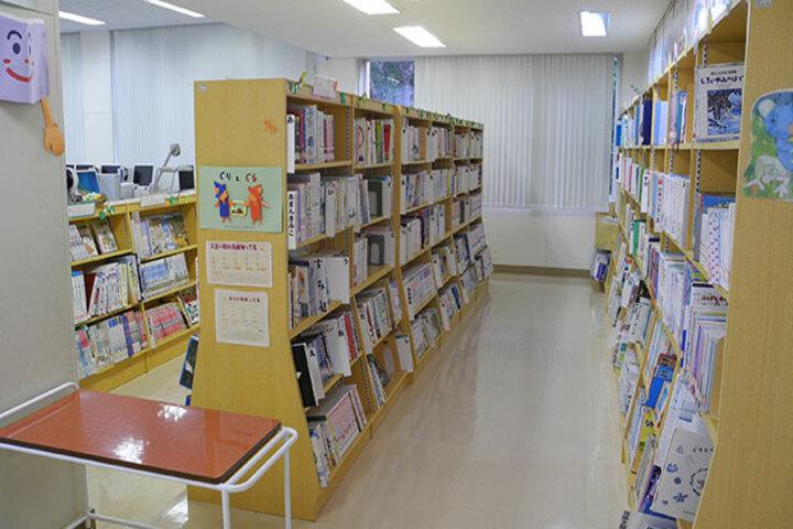 B R Public School-Library