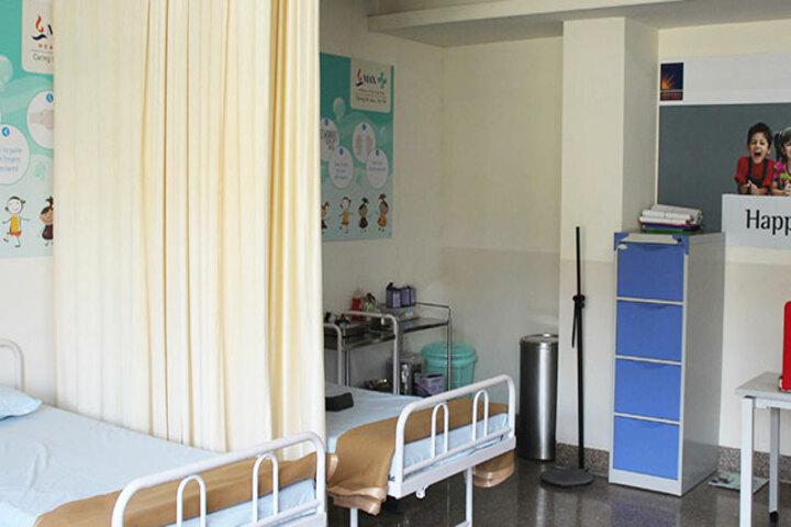B R Public School-Medical Room