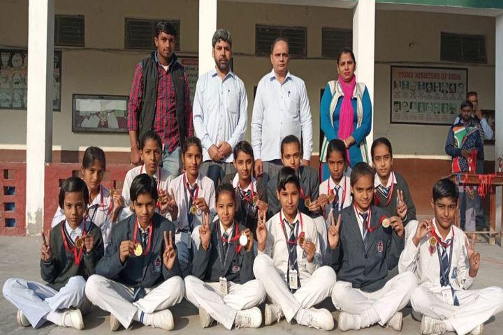 Brahm Shakti Senior Secondary School-Acheivements