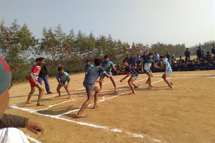 Brahm Shakti Senior Secondary School-Sports Day