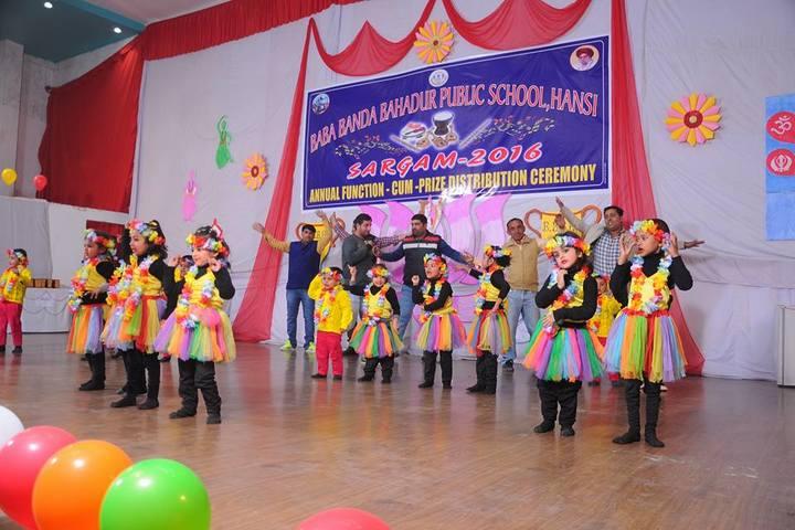 Baba Banda Bahadur Public School-Annual Day